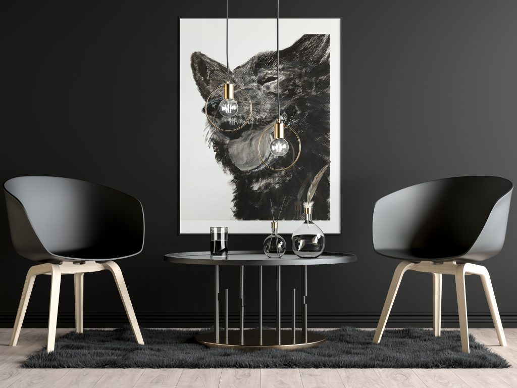 Santtu the dog -poster